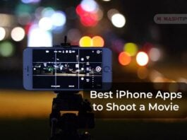 Best iPhone Apps to Shoot a Movie