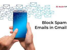 Block Spam Emails in Gmail