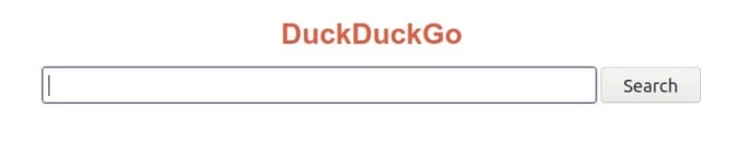 Search faster with DuckDuckGo Lite