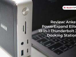 Review_ Anker PowerExpand Elite Thunderbolt Docking Station