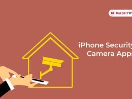 iPhone Security Camera Apps