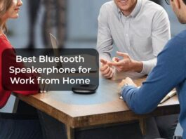 Best Bluetooth Speakerphone for Work from Home