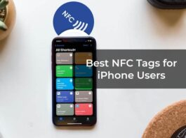 Best NFC Tags for iPhone Users