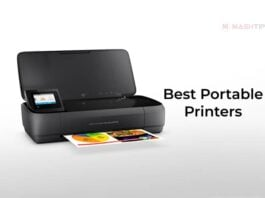 Best Portable Printers for Laptops and Smartphones
