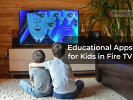 Educational Apps for Kids in Fire TV