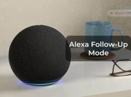 Enable and Use Alexa Follow-Up Mode