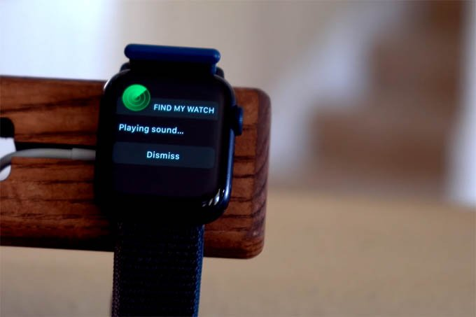 Find Apple Watch Using HomePod mini
