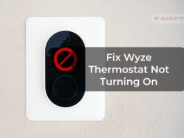 Fix Wyze Thermostat Not Turning On