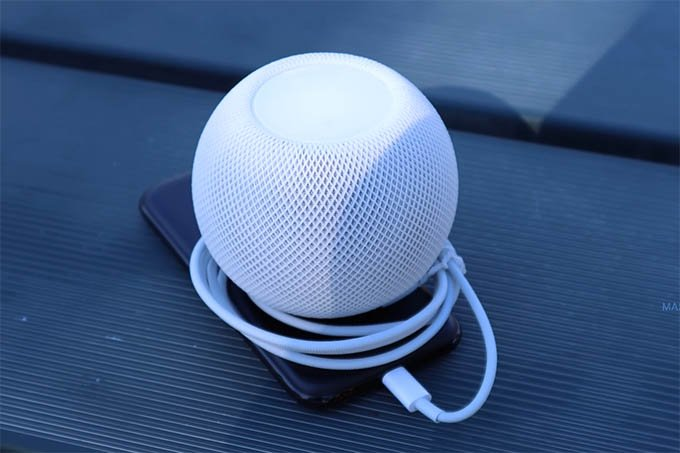 Make HomePod mini Portable Speaker