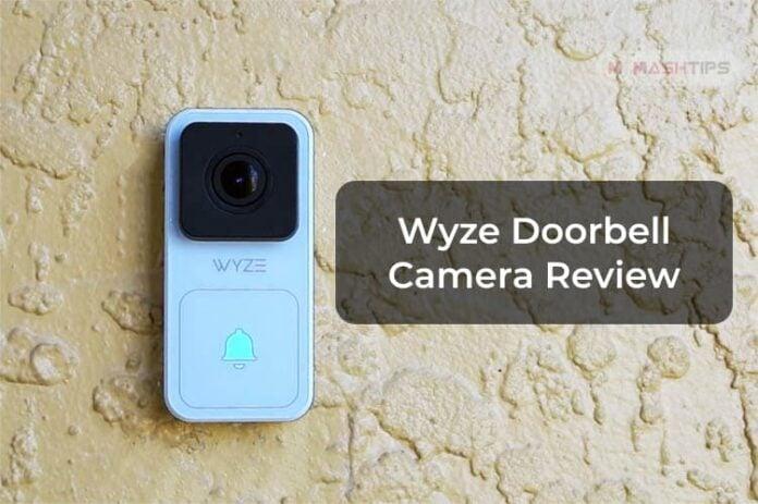 Wyze Doorbell Camera Review