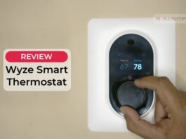 Wyze Smart Thermostat Review