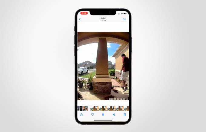 Wyze Doorbell Camera Video Recording