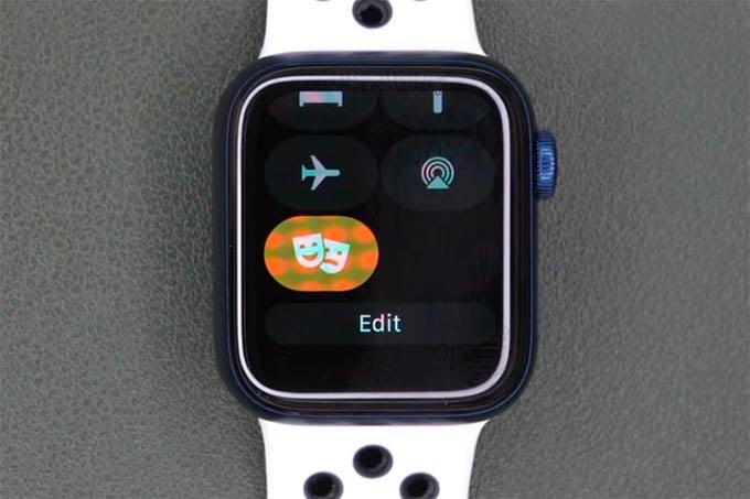 Apple Watch Theatre Mode