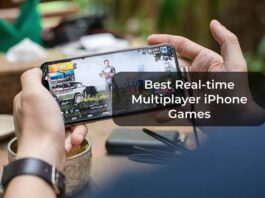Best Real-time Multiplayer iPhone Games