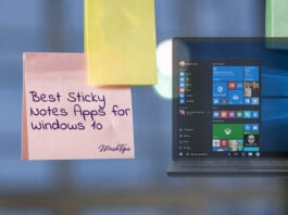 Best Sticky Notes Apps Windows 10
