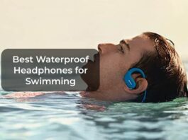 Best Waterproof Headphones for Swimming