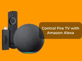 Control Fire TV with Amazon Alexa