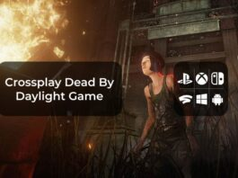 Crossplay Dead By Daylight Game