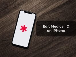 How to Edit Medical ID on IPhone