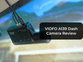 VIOFO A139 Dash Camera Review