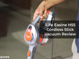 iLife Easine H55 Cordless Stick Vacuum Review