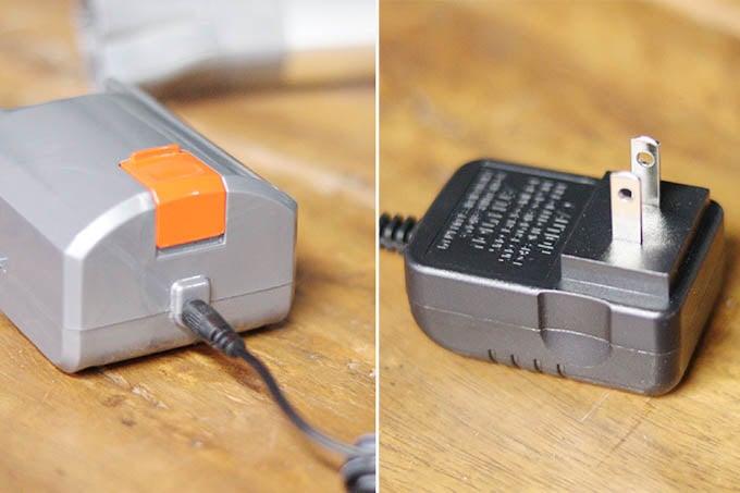 iLife Easine H55 Cordless Vacuum Battery Charging