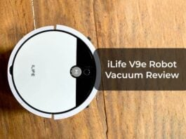 iLife V9e Robot Vacuum Review