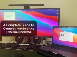 A Complete Guide to Connect MacBook to External Monitor