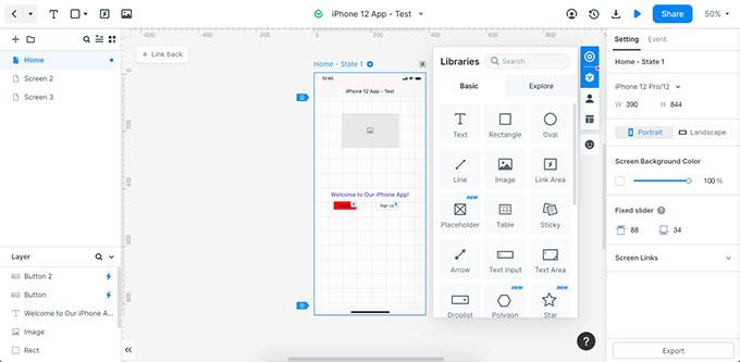 Design Collaboration Tool Wondershare Mockitt