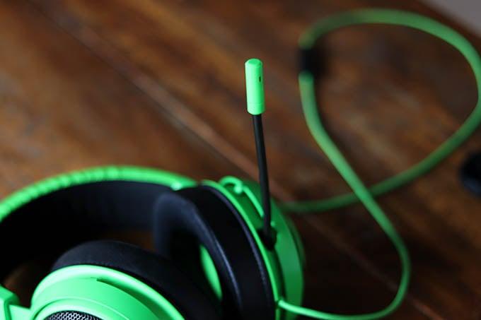 Razer Kraken Tournament Edition Gaming Headset Microphone