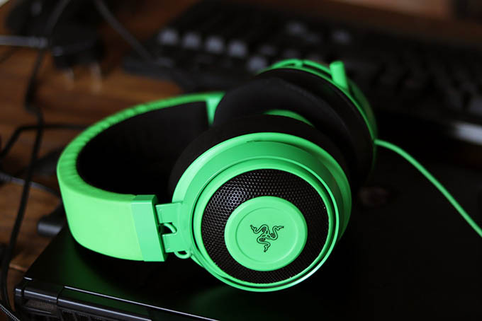 Razer Kraken Tournament Edition Wired Gaming Headset Design