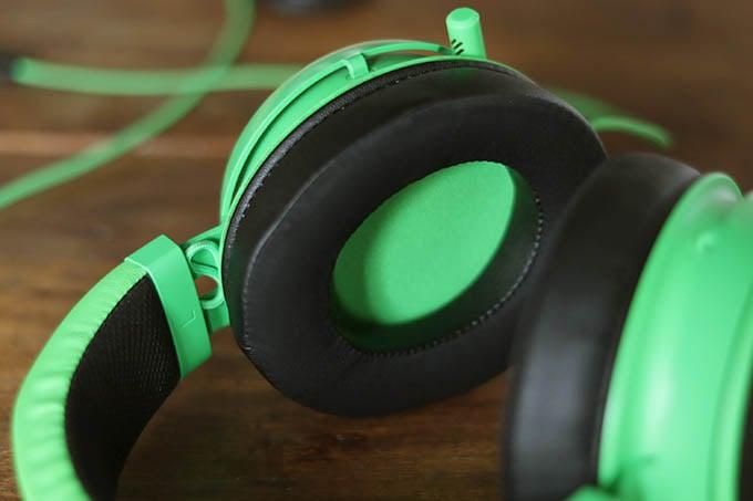 Razer Kraken Tournament Edition Wired Gaming Headset Ear Cushion Foam
