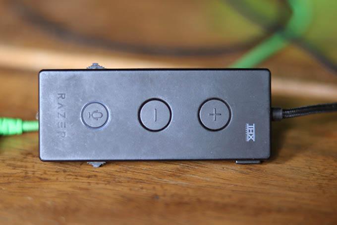 Razer Kraken Tournament Edition Wired Gaming Headset USB Audio Controller