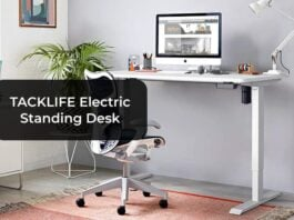 TACKLIFE Electric Standing Desk