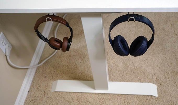 TackLife Standing Desk Hooks