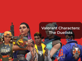 Valorant Characters Duelists Valorant Agents