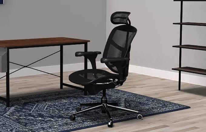 WorkPro Quantum 9000 Work Chair