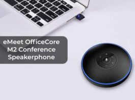 eMeet OfficeCore M2 Conference Speakerphone Review