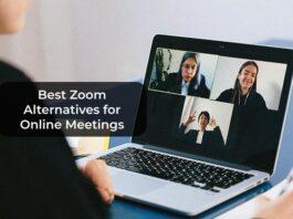Best Zoom Alternatives for Online Meetings