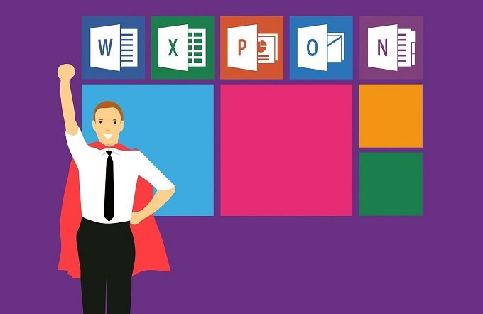 microsoft suite of apps