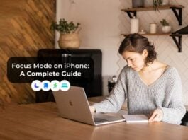 Focus Mode on iPhone_ A Complete Guide