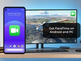 Get FaceTime on Android and PC