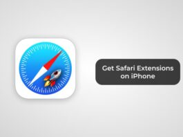 Get Safari Extensions on iPhone