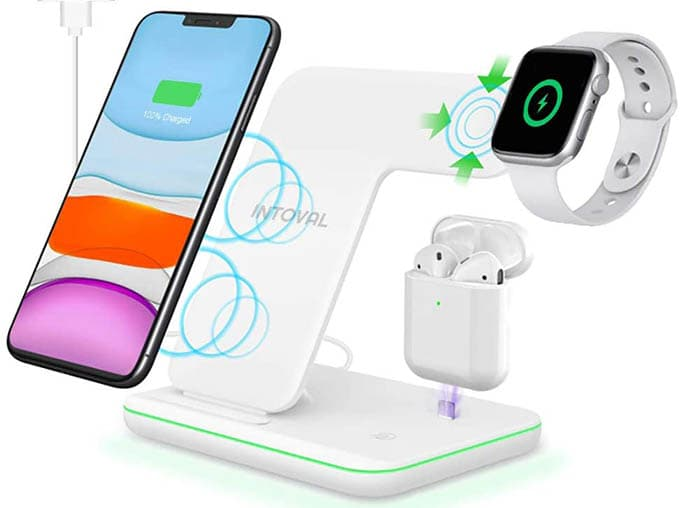 Intoval 3-in-1 Wireless Charger