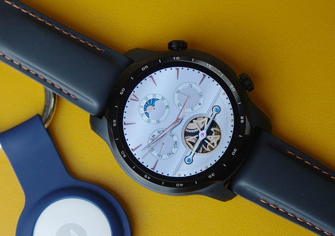 Mobvoi TicWatch Pro 3 GPS OLED Display