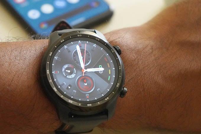 Mobvoi TicWatch Pro 3 GPS Wear OS Experience