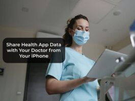 Share Apple Health Data with Your Doctor from Your iPhone