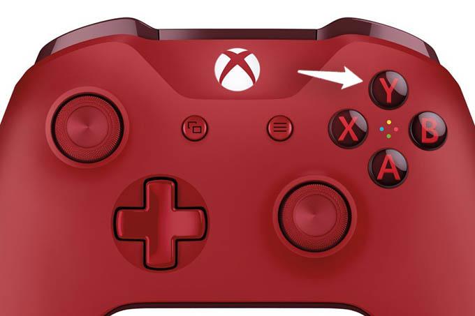 Take Screenshot on Xbox One by Pressing Y