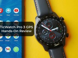 TicWatch Pro 3 GPS Hands-On Review