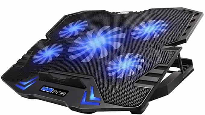 TopMate C5 Laptop Cooler